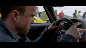 Need For Speed Blu-ray and Digital HD TV Spot