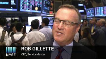 New York Stock Exchange TV Spot, 'ServiceMaster' - Thumbnail 4