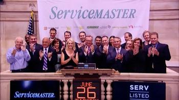New York Stock Exchange TV Spot, 'ServiceMaster' - Thumbnail 6