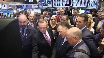 New York Stock Exchange TV Spot, 'ServiceMaster'