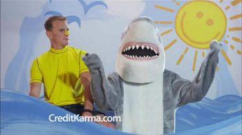 Credit Karma TV Spot, \'The Shark Card\'