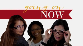 America's Best Contacts and Eyeglasses Designer Sale TV Spot - Thumbnail 2