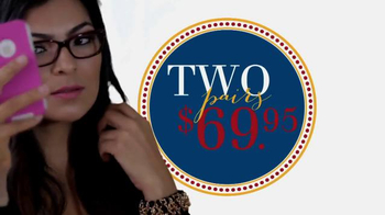 America's Best Contacts and Eyeglasses Designer Sale TV Spot - Thumbnail 7