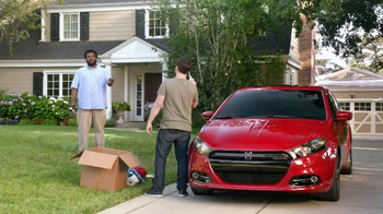 Dodge TV Spot, 'Don't Touch My Dart: Can't Touch' Ft. Craig Robinson - Thumbnail 6