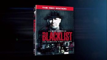 The Blacklist: The Complete First Season TV Spot