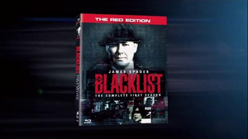 The Blacklist: The Complete First Season TV Spot - Thumbnail 7