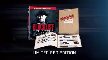 The Blacklist: The Complete First Season TV Spot - Thumbnail 8