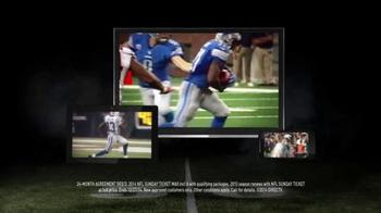 DIRECTV NFL Sunday Ticket TV Spot, 'Backyard Football' - Thumbnail 10