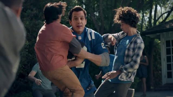 DIRECTV NFL Sunday Ticket TV Spot, 'Backyard Football' - 1883 commercial airings