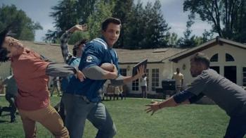 DIRECTV NFL Sunday Ticket TV Spot, 'Backyard Football' - Thumbnail 4