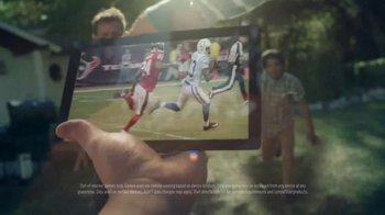 DIRECTV NFL Sunday Ticket TV Spot, 'Backyard Football' - Thumbnail 6