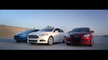 Ford Summer Spectacular Sales Event TV Spot, 'Bigger' - 24 commercial airings