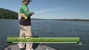 Tim Horton Money Pole TV Spot, 'Never Lose a Lure' - Thumbnail 1