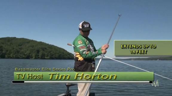 Tim Horton Money Pole TV Spot, 'Never Lose a Lure' - Thumbnail 2