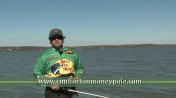 Tim Horton Money Pole TV Spot, 'Never Lose a Lure' - Thumbnail 8