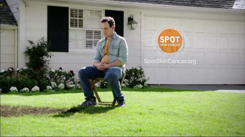 American Academy of Dermatology TV Spot, 'Spot Skin Cancer: Lawn' - Thumbnail 9