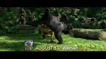 Tarzan DVD TV Spot - Thumbnail 3
