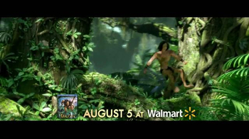 Tarzan DVD TV Spot - Thumbnail 6