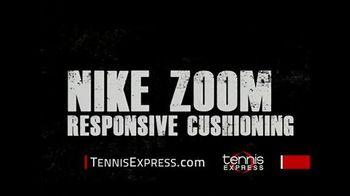 Tennis Express TV Spot, 'Nike Zoom Vapor 9.5 Tour'