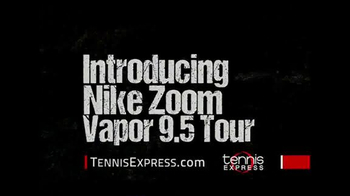 Tennis Express TV Spot, 'Nike Zoom Vapor 9.5 Tour' - Thumbnail 3