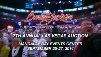 Barrett-Jackson 7th Annual Las Vegas Auction TV Spot - Thumbnail 1