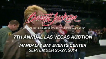 Barrett-Jackson 7th Annual Las Vegas Auction TV Spot - Thumbnail 2