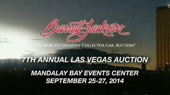 Barrett-Jackson 7th Annual Las Vegas Auction TV Spot - Thumbnail 3