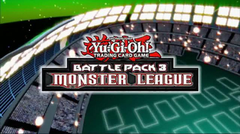 Yu-Gi-Oh! Battle Pack 3: Monster League TV Spot