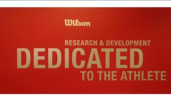 Wilson TV Spot, 'Revolution' Ft. Roger Federer, Serena Williams - Thumbnail 1