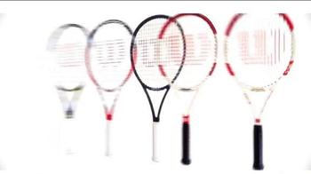 Wilson TV Spot, 'Revolution' Ft. Roger Federer, Serena Williams - Thumbnail 8