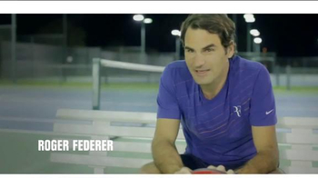 Wilson TV Spot, 'Revolution' Ft. Roger Federer, Serena Williams - 3 commercial airings
