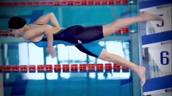 Arena Powerskin Carbon Flex TV Spot, 'Carbon Flex Sets the Pool on Fire!' - Thumbnail 2