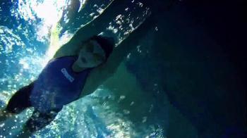 Arena Powerskin Carbon Flex TV Spot, 'Carbon Flex Sets the Pool on Fire!' - Thumbnail 5