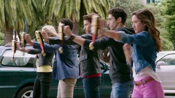 Power Rangers Megaforce: A Battle to the Finish DVD & Digital HD TV Spot