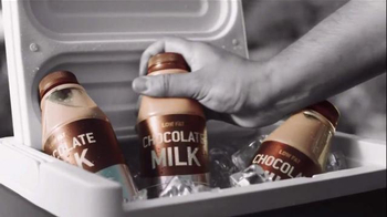 Got Chocolate Milk? TV Spot, 'Built with Chocolate Milk' Feat. Apolo Ohno - Thumbnail 1