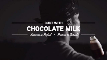 Got Chocolate Milk? TV Spot, 'Built with Chocolate Milk' Feat. Apolo Ohno - Thumbnail 10