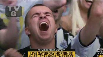 Fathom Events TV Spot, 'Premier League Matches'
