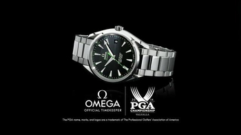 OMEGA Seamaster TV Spot, 'Golf' Featuring Rory McIlroy, Song by The Script - Thumbnail 9