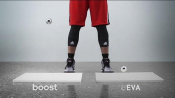adidas Boost TV Spot, 'BOOST Changes Everything' Feat. Derrick Rose - Thumbnail 5