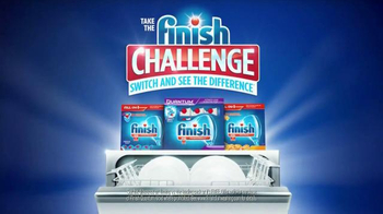 Finish TV Spot, 'Take the Finish Challenge and Make the Switch Today' - Thumbnail 10