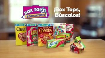 Box Tops For Education TV Spot, 'Botar Dinero a La Basura' [Spanish] - Thumbnail 8