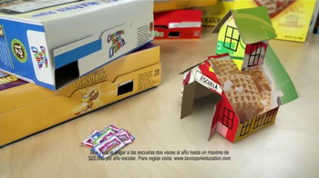 Box Tops For Education TV Spot, 'Botar Dinero a La Basura' [Spanish] - Thumbnail 7