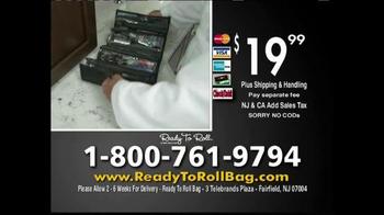 Ready to Roll Bag TV Spot - Thumbnail 10