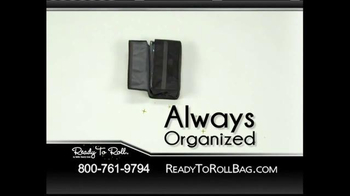 Ready to Roll Bag TV Spot - Thumbnail 8