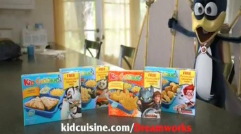 Kid Cuisine TV Spot, 'Fire Breathing Penguin' - Thumbnail 10