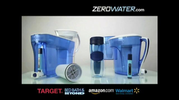 Zero Water TV Spot, 'All 000's for a Pure Taste' - Thumbnail 8