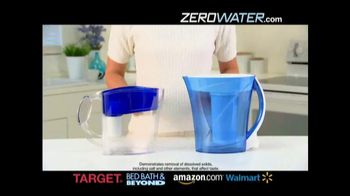 Zero Water TV Spot, 'All 000's for a Pure Taste' - Thumbnail 2