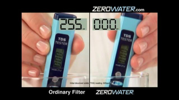 Zero Water TV Spot, 'All 000's for a Pure Taste' - Thumbnail 7