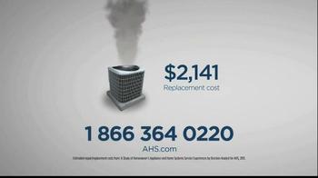 American Home Shield Home Protection Plan TV Spot, 'Broken Air Conditioner' - Thumbnail 6