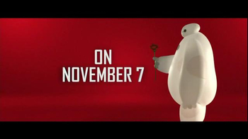 Big Hero 6 - Alternate Trailer 3